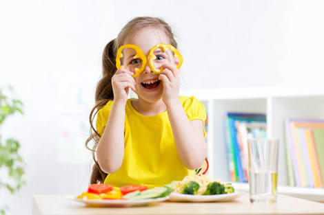 Kimler çocukları için güzel bir kahvaltı hazırlar?