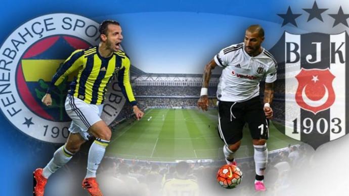 Bugün Fenerbahçe - Beşiktaş maçı var! Sizce kazanan taraf hangi takım olacak?