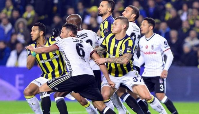Ligin ilk derbisi Fenerbahçe - Beşiktaş maçı 1-1 bitti. Türkiye'de futbol keyif veriyor mu sizce?