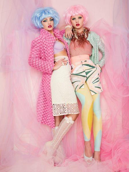 Şeker Kız Candy tarzı giyim stilini nasıl buluyorsunuz?