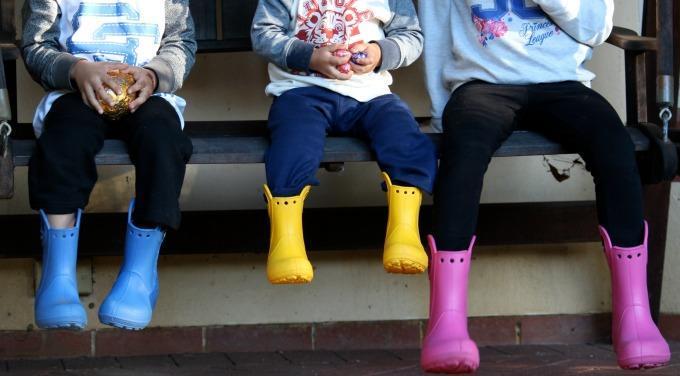 Erkek Çocuk Yağmur Çizmesi