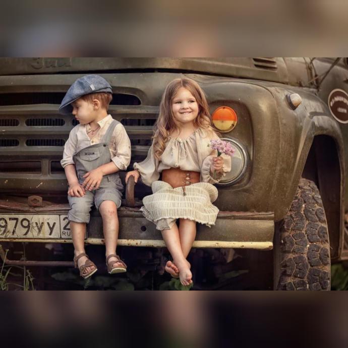 Mutlu bir çocukluk geçirdiniz mi?
