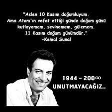 Kemal Sunal Aramızda Olsaydı 74. yaş gününü kutluyordu?
