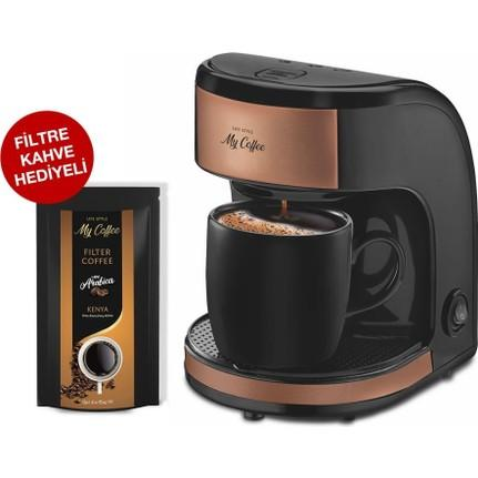 Filtre kahve içmeye bayılıyorum. Hangi filtre kahve makinesi sizce işimi görür?