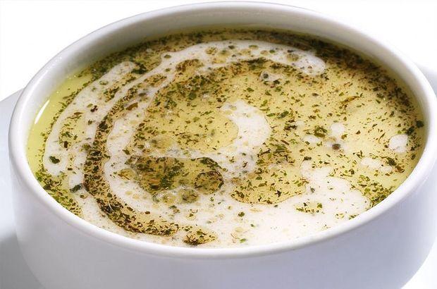 Yayla çorbası 😋