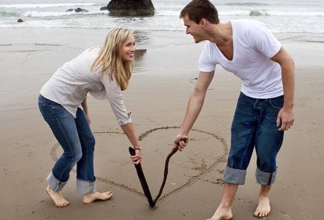 Sevgilinizin gözünün içine baktığınız zaman ne düşündüğünü anladığınızda mı bir bütün olursunuz?