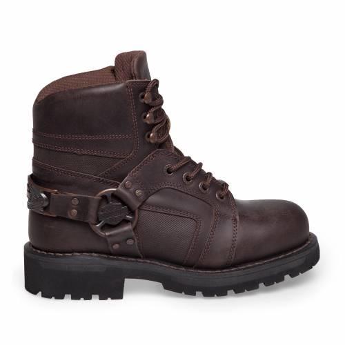 Bu kışı geçirmek için hangi Harley davidson erkek botunu almalıyım?