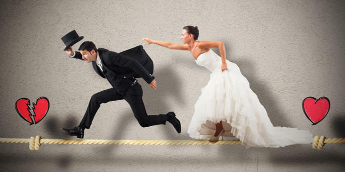 Erkeklerin evlilikten kaçma nedenleri