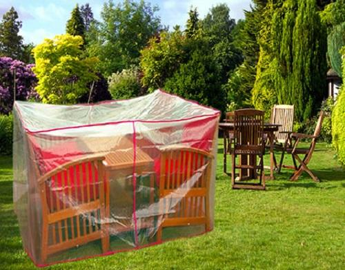 bahçe mobilya koruma örtüsü