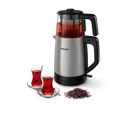 Çaykolikler için hangi çay makinesi daha kullanışlı?