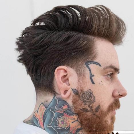 Erkekte uzun saç mı kısa saç mı?