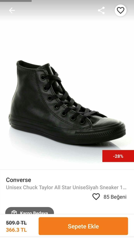 Arkadaşlar sizce bu ayakkabının modası geçtimi?