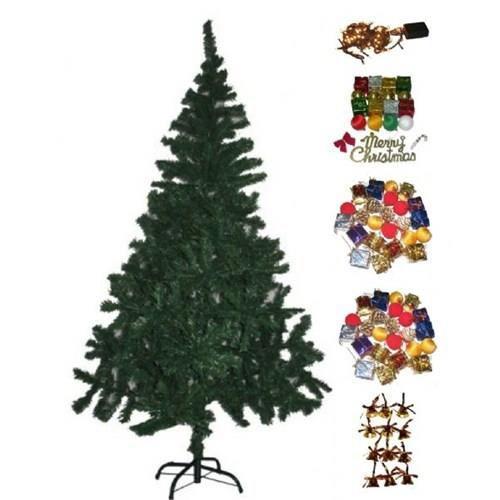 Yılbaşı Heyecanı: 300 TL altı yılbaşı ağacı ve süslerinden hangisini tercih edersiniz?
