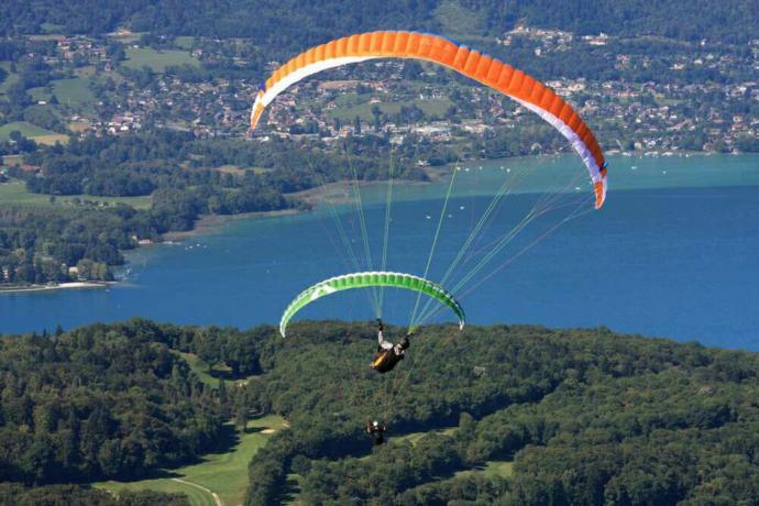Paraşütle atlamak ister miydin yoksa korkar mıydın?