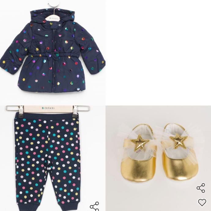Yeni doğan kız bebek için hangi kombin daha tatlı olur ?