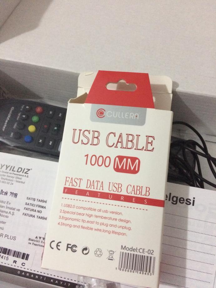 İphone usb kablosu cullera hakkında bilgisi olan kalitesi nasıl?