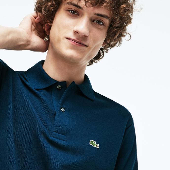 Kocişime #SevgililerGünü hediyesi için Lacoste Polo Yaka Erkek T-shirt almaya karar verdim, sence hangi renk daha güzel?
