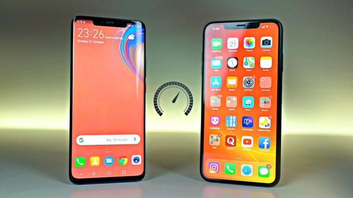 Huawei Mate 20 Pro'mu yoksa Apple iPhone XS Max'mı?