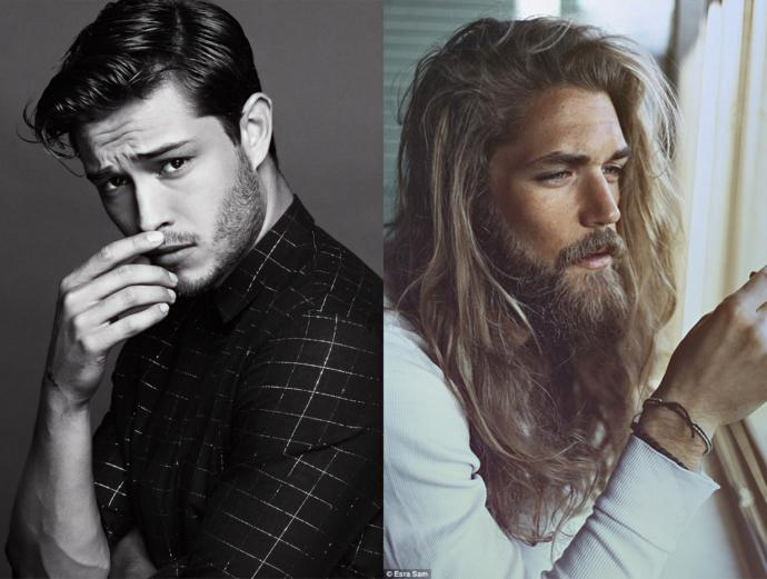 Bakımlı erkek mi daha karizma, salaş erkek mi?