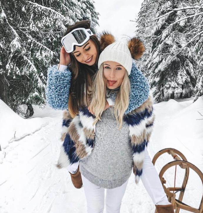 Kış Stili 🌸