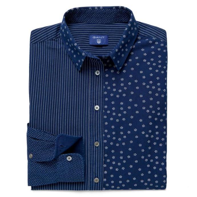 Desenlerin başrolde olduğu bu gömleklerden hangisinin daha hoş bir havası var?