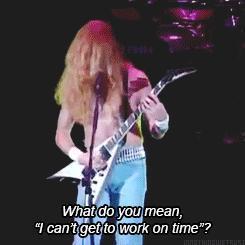 Evet pek sevgili sAn'at severler yılların tartışmasını buraya taşıyorum. Sizce Megadeth'mi daha iyi yoksa Metallica'mı?