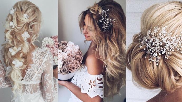 Kendi nişanınızda hangi saç modelini tercih edeceksiniz?