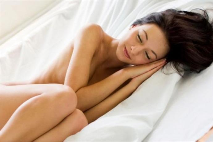 Geceleri çıplak uyur musunuz?