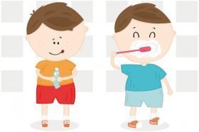 Çocuklarda diş fırçalama alışkanlığını kaç yaşından itibaren kazandırmalıyız?