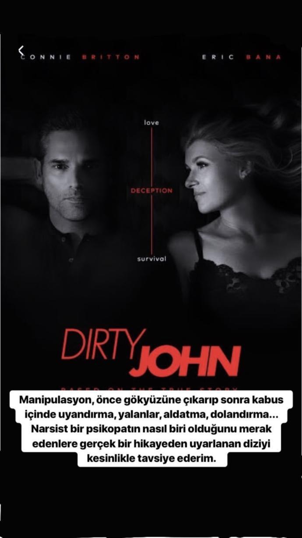 """""""Dirty John"""" izleyen var mı?"""