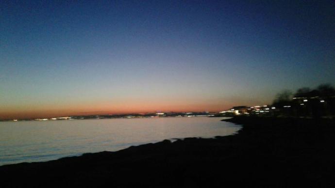 Aqua florya Sahilinden selamlar Gününüz nasıl geçiyor?