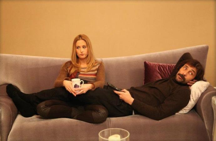 Behzat Ç. Bir  Ankara  Polisiyesi -- Esra ve Behzat çifti