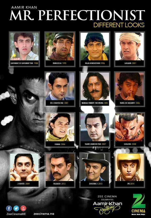 Hangi Aamir Khan filmi sizin favoriniz?