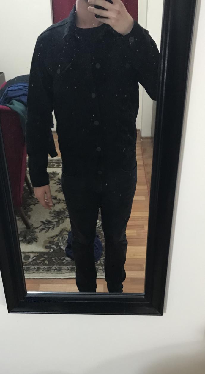 Kot ceket pek bana göre değil sanırım?