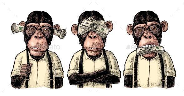 Üç maymundan en çok hangisi sizi rahatsız ediyor?