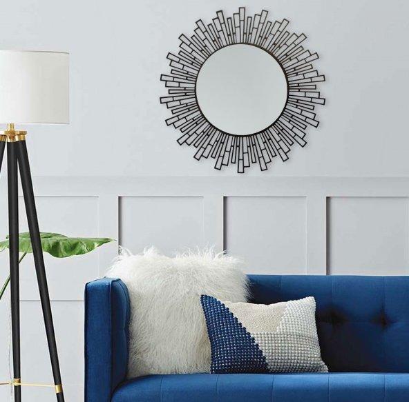 Sizce bir evin dekorasyonuna ayna mı daha çok yakışıyor yoksa resim tablosu mu?