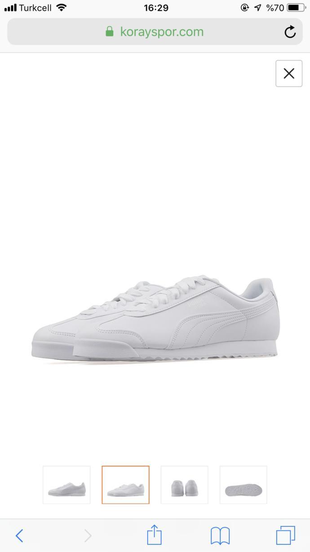 Bu ayakkabı nasıl sizce?