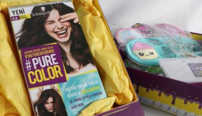Schwarzkopf Pure Color Sac Boyasi Kullananlar Ve Yorumlari
