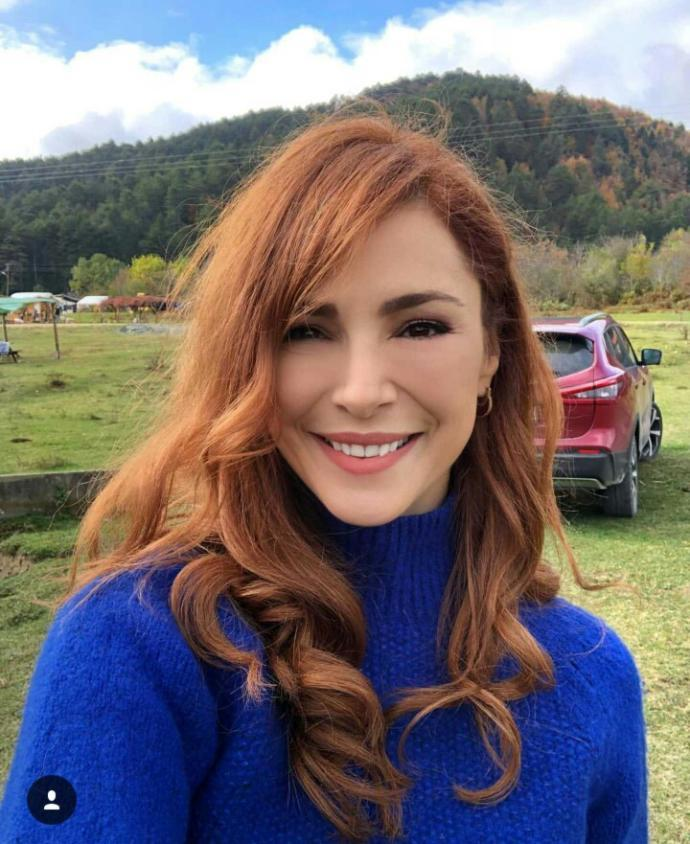 Mine Tugay, Türkiye'nin en güzel kadını mi sizce?