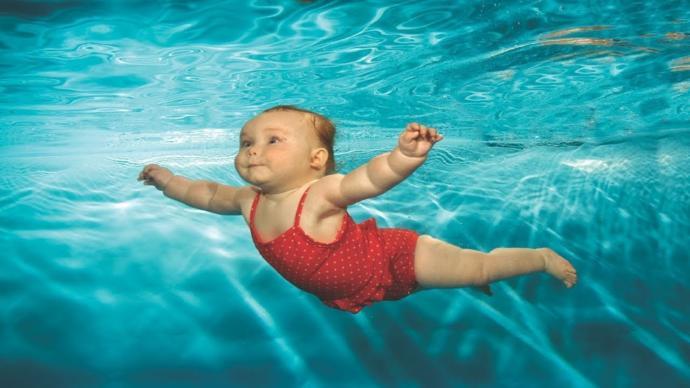 Benden güzel yüzüyor 😂