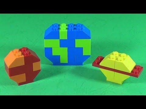 Sizlere Lego parçaları dağıtsam ne tasarlardınız?