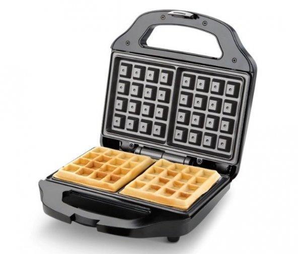 Nefis Wafflelar hazırlamak için hangi makine ideal?