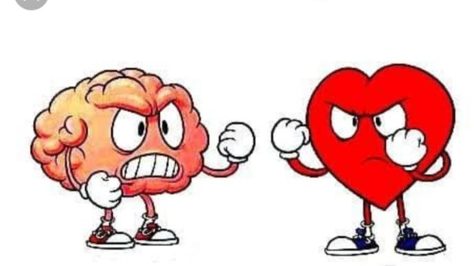 Mantığınızla kalbiniz arasında hangisi ağır basar?