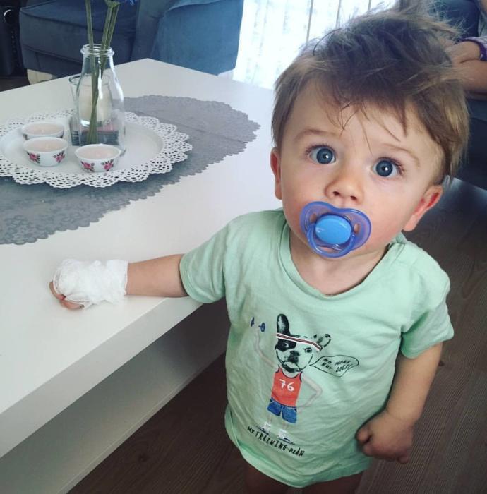Erkek bebekler çok tatlı değil mi? Neden bu kadar tatlılar 🤗?