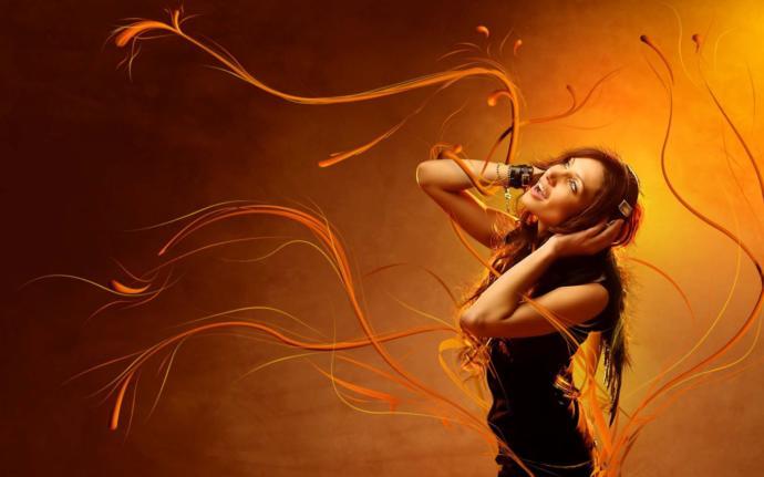 Dinlerken içinizin kıpır kıpır olduğu, sizlerde dans etkisi yaratan şarkılar var mı?