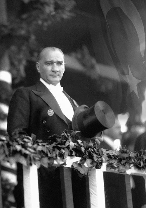 Mustafa Kemal Atatürk hayatta olsaydı,