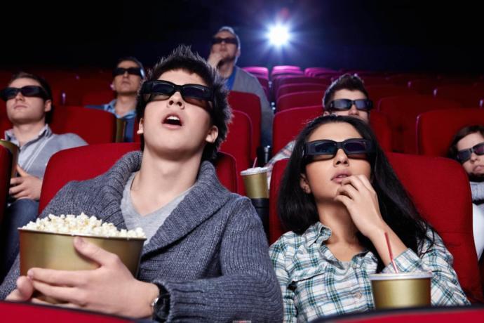 Sinemaya gitmeyi sever misiniz?
