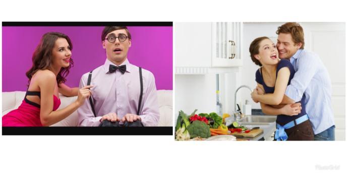 Kadının kur yapanı mı makbuldür yoksa mutfakta harikalar yaratanı mı?
