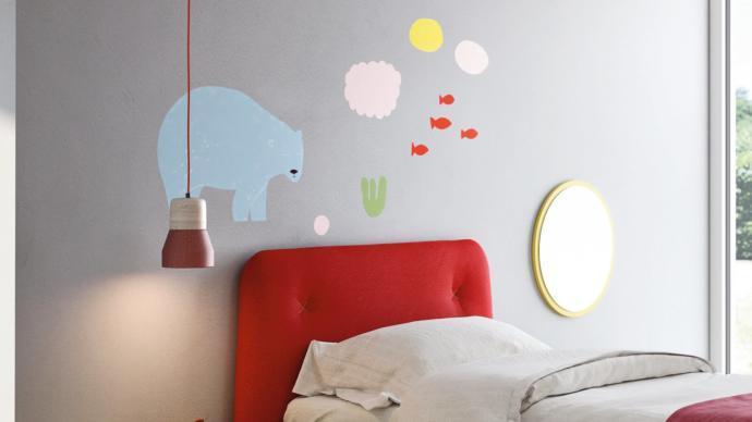 Kızımın odası için hangi duvar süsü daha güzel durur?