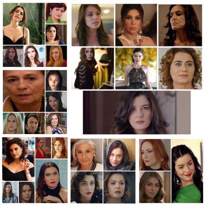 Bu kadınlarla uğraşabilir misiniz?